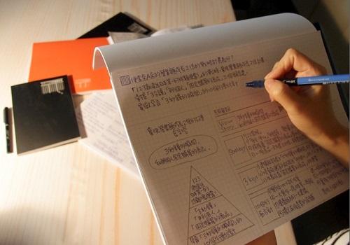 為什麼上班族需要方格筆記本?工作筆記鍛鍊提問和行動,是贏過別人的關鍵!